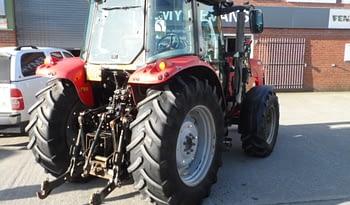 Massey Ferguson 5455 & MF 940 Loader full