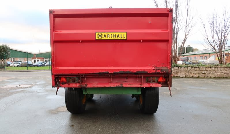 Marshall QM11 Trailer full