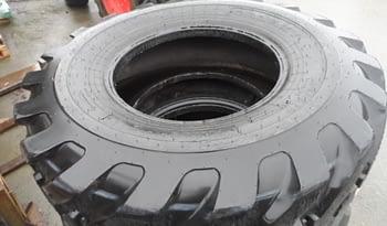 "JCB 25"" Spare Wheel and Tyre Set full"