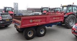 Marshall HD 8 Dump Trailer
